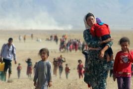 Armenia condemns genocide of Yezidis