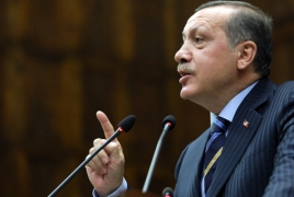 Erdogan furious over Kemalist party leader's Armenian Genocide remarks