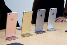 ՌԴ-ում հարյուրավոր հայցեր կներկայացնեն Apple-ի դեմ iPhone-ների դանդաղեցման պատճառով