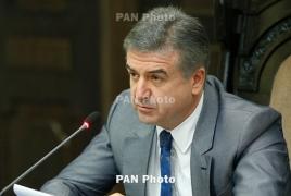 Премьер РА призвал бизнесменов Швейцарии заняться бизнесом в Армении