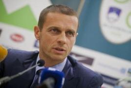 Президент УЕФА: Нужно остановить скупку ,,,