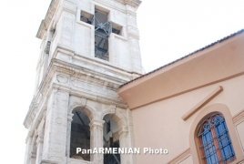 Armenian Patriarchate says will pray for Turkish soldiers in Syria