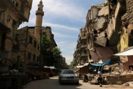 Russian, Syrian troops return after withdrawing from Syria's Manbij