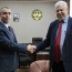 Artsakh president, foreign minister discuss conflict with OSCE envoy