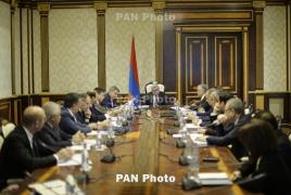 Yerevan's 2800th birthday set for September 29-30