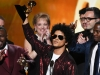 60th Grammy Awards: Bruno Mars wins big, Jay-Z stays with 8 nods