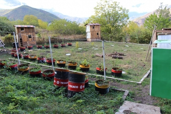 Armenia eco-camps entice more and more foreign travelers