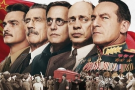 Armenia only EEU-member to screen 'The Death of Stalin'