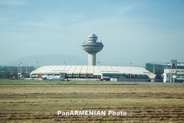 Armenia Zvartnots airport traffic control tower to remain standing