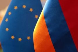 EU, Armenia to meet for energy, transport, civil protection talks