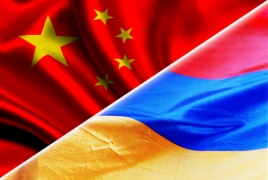 Armenia-China trade turnover grew 35%, envoy says