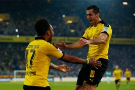 Mkhitaryan, Aubameyang can help Arsenal 'regain sense of fast football'