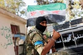 Kurdish forces drive back assault by Turkish-backed rebels: sources