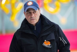 U.S.-based Armenian coach 'brings the best out in strong skaters'
