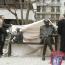 Armenian sculptor creates statue of U.S. Rep. who survived Holocaust