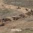 Azerbaijan's crossborder fire leaves Karabakh soldier dead