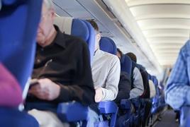 Մոսկվա-Գյումրի չվերթը կատարող ինքնաթիռը հարկադրված վայրէջք է կատարել Մինվոդիում