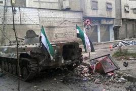 СМИ: Более 100 бойцов проправительственных сил Сирии погибли в результате авиаудара США