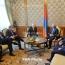 Саргсян: Заявления Баку - свидетельство того, как он далек от продвижения переговоров по Карабаху