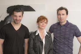 'American Mirror' trailer limns Susan Sarandon, Tigran Tsitoghdzyan