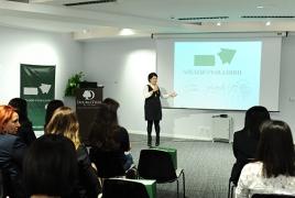 «Կանայք բիզնեսում»․ Նոր ծրագիր գործարար կանանց համար` ԱԿԲԱ բանկից