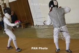 Азербайджанцы не приедут в Ереван на чемпионат Европы по фехтованию