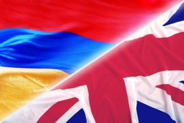 British trade envoy arrives in Armenia for investment talks