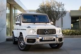 Mercedes-ը նոր սերնդի G-Class-ի  կատարելագործված մոդելն է ներկայացրել