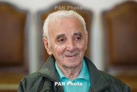French-Armenian legend Charles Aznavour returning to Barcelona