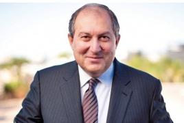 Presidential nominee to meet Armenia leader by Feb 18
