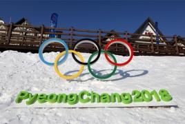 Микаел Микаелян - 83-й на Олимпиаде в Пхенчхане