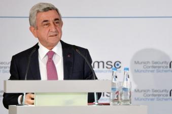 Саргсян: Не Армения отказалась от Соглашения об ассоциации с ЕС, а Евросоюз