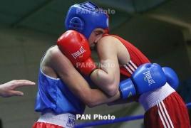 Armenian boxers heading to Bulgaria for Strandzha Cup