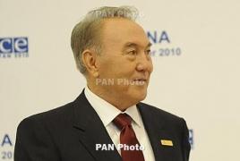 Kazakhstan approves new Latin alphabet