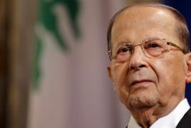 Президент Ливана прибудет в Армению с официальным визитом