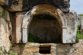 Scientists explain mystery behind Roman 'gate to hell' in Turkey