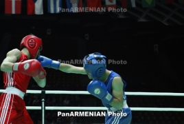 Five Armenian boxers make it to Strandja Cup quarter-finals