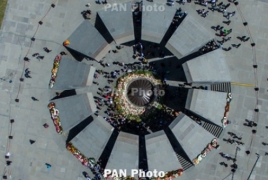 Парламент Нидерландов признал Геноцид армян