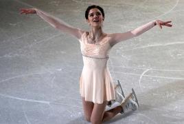 Фигуристка Медведева выиграла серебро Олимпиады в женском одиночном турнире