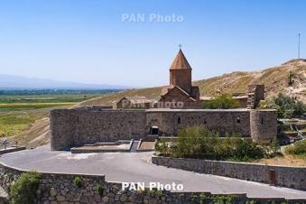 Armenian holidays - brandy, cathedrals and Mount Ararat: media