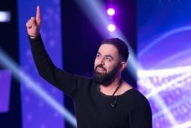 Севак Ханагян представит Армению на «Евровидении-2018»