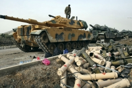 Jandaris residents flee to Afrin amid Turkish advancement