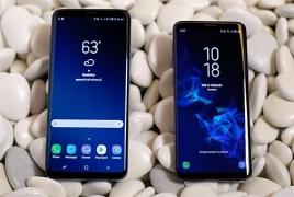Samsung-ը ներկայացրել է Galaxy S9 և S9+ սմարթֆոնները