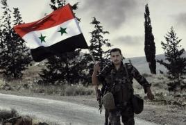 Syrian army breaks through jihadist defenses to enter key Harasta district