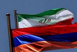 Iran energy minister arrives in Armenia to boost bilateral ties