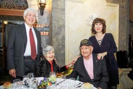 Armenian Genocide survivor Arslan Seraydarian turns 100