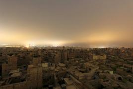 Militant coalition captures key base in southwest Aleppo