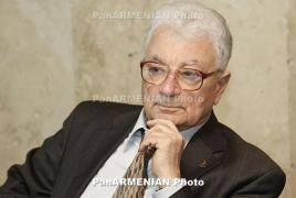 Ядерщик Юрий Оганесян удостоен высшей награды РАН