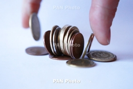 $856.5 million invested in Armenia in a single year