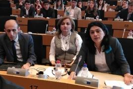 Եվրախորհրդարանում «Լեռնային Ղարաբաղ-ԵՄ 1988-2018» խորագրով միջոցառում է անցակցվել